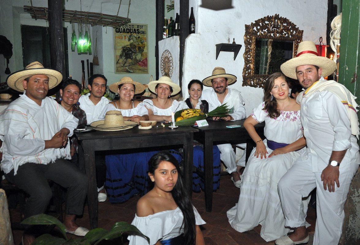 Baile de Cintureras 2018 - Patronato Colombiano de Artes y Ciencias